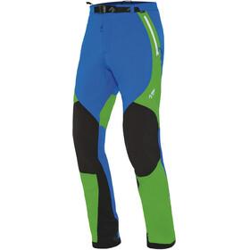 Directalpine Cascade Plus 1.0 lange broek Heren groen/blauw